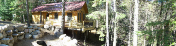 Romantic Cabin for rent Minnesota